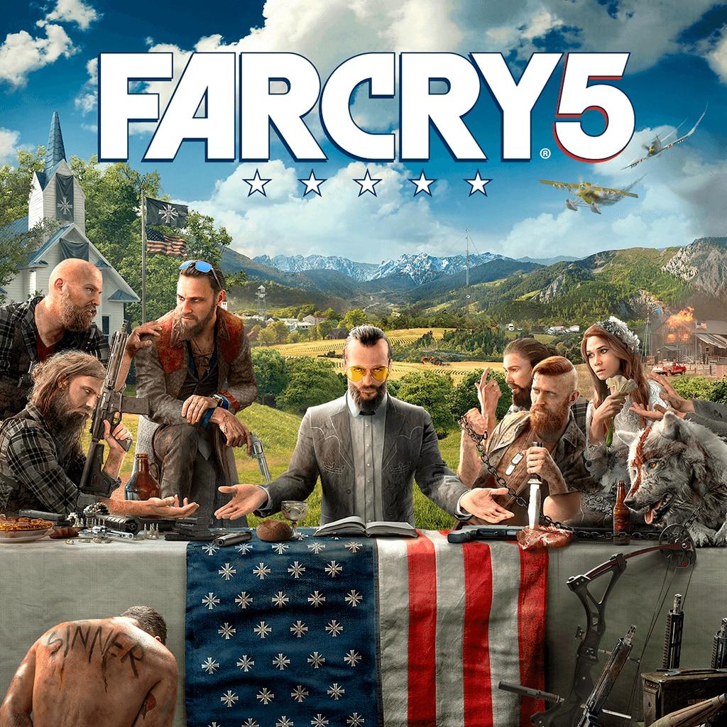 Far Cry 5 Ps4/Ps5 Digital