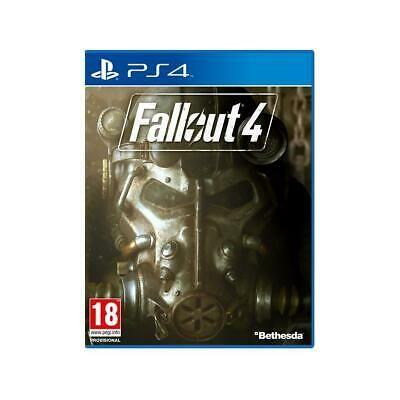 Fallout 4 Edición Estándar Versión Digital para PS4