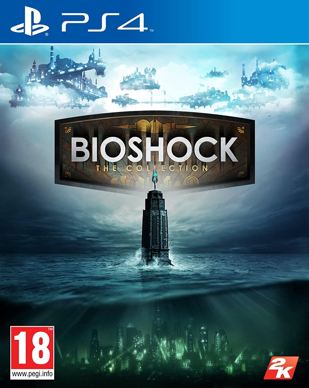 Bioshock The Collection PS4 por solo 9,99€