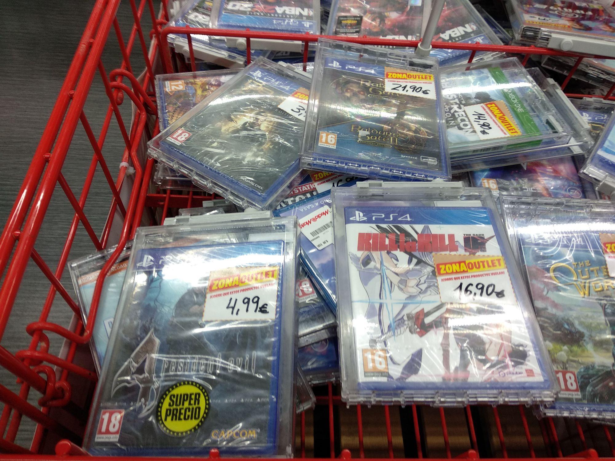 Resident Evil 4 para PS4 Mediamarkt