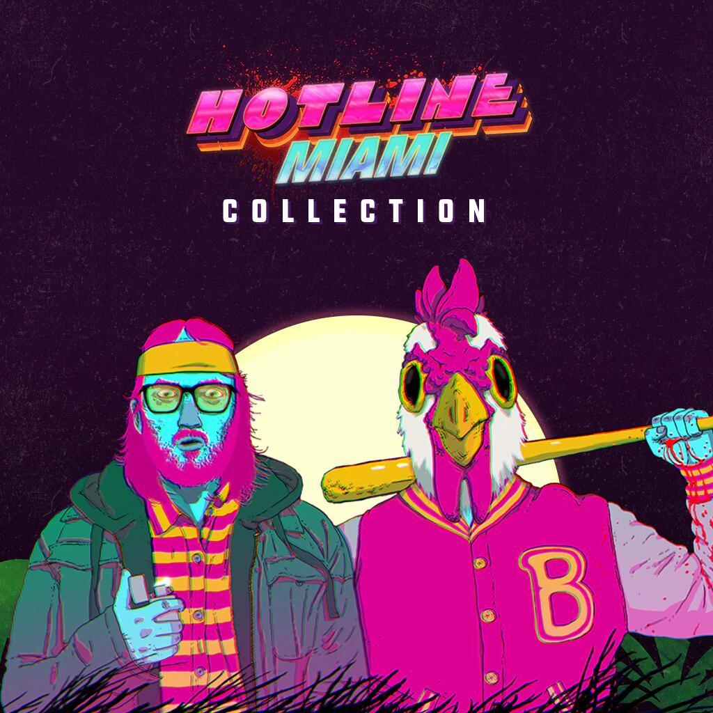 Hotline Miami Collection [PS4]