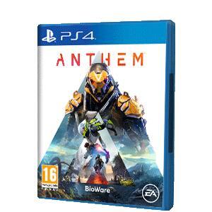 Videojuego PS4 Anthem, Solo 4,99€ y envío gratis!
