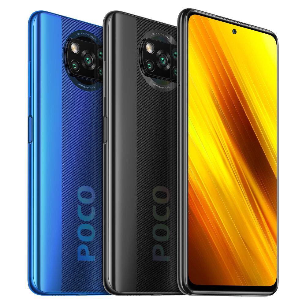 POCO X3 6GB+128 GB, versión global