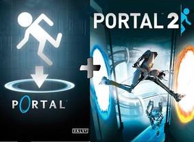PC (STEAM):; Portal Bundle (Portal + Portal 2 por 2,44€) y cada uno individualmente por 1,63€
