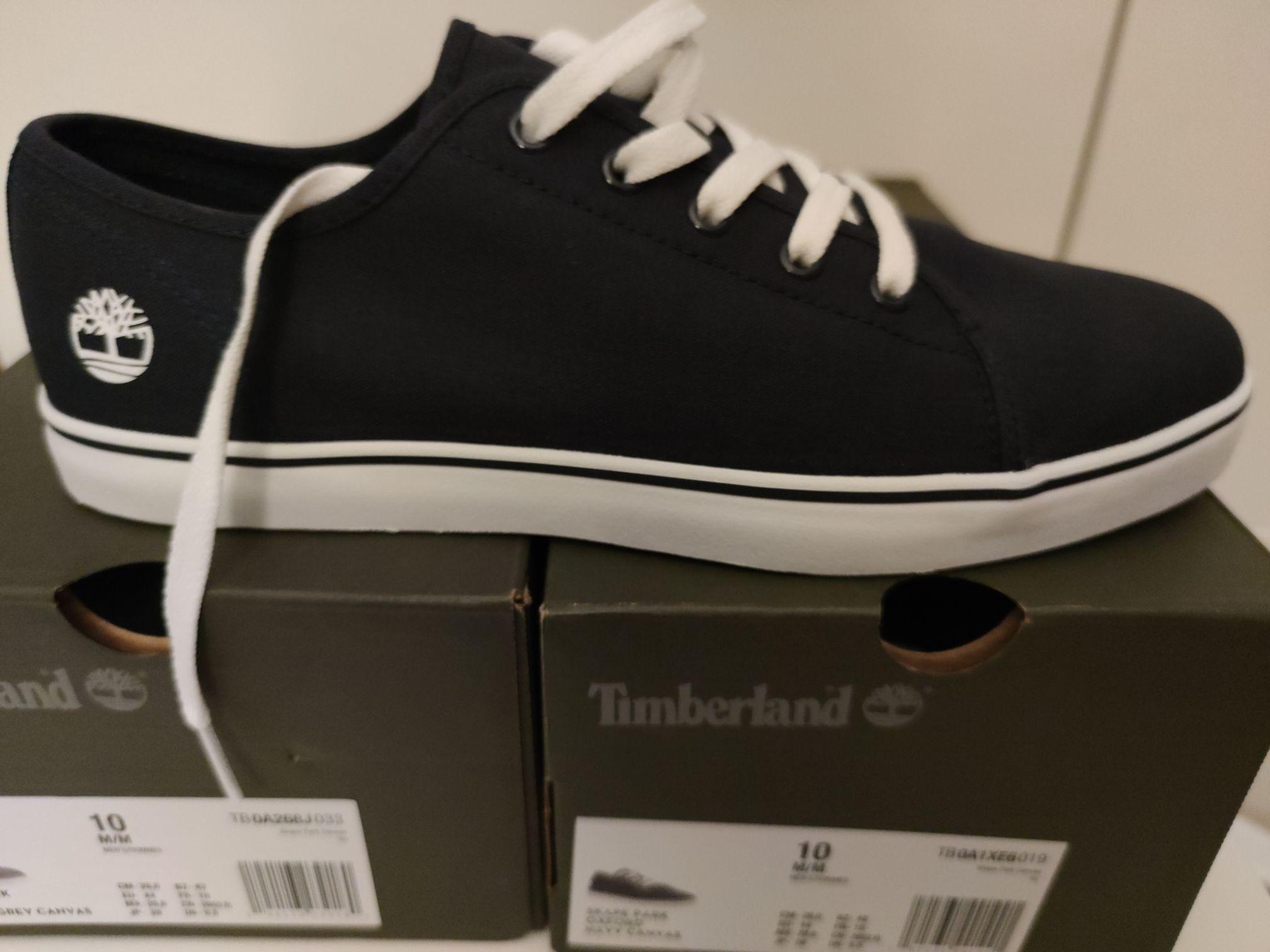 Zapatillas Timberland lona