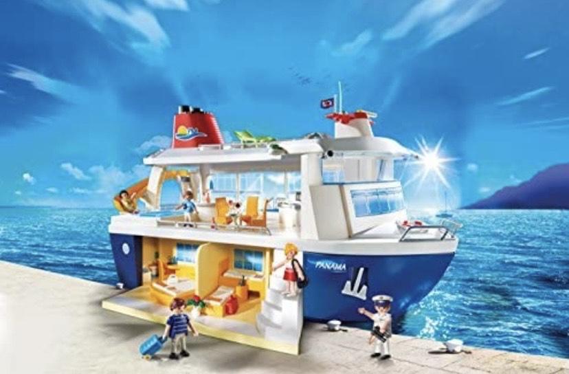 Playmobil Crucero- Playset, Miscelanea