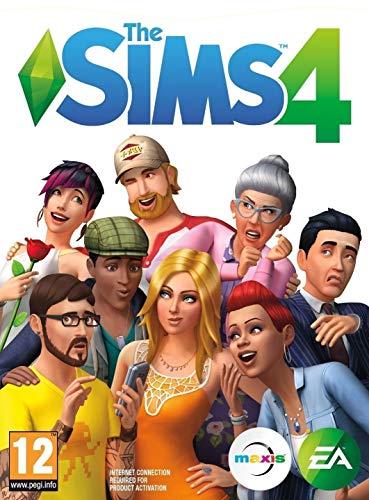 Los Sims 4 Código Origin para PC