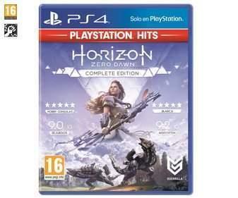 Horizon Zero Dawn Edición Completa, Bloodborne, Uncharted (AlCampo)