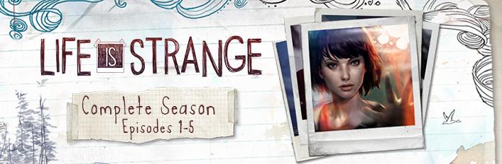 Life is Strange (Temporada completa capítulos 1-5)
