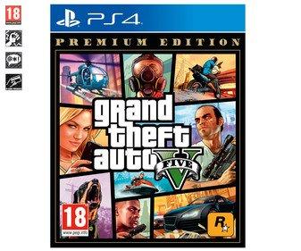 PS4 Grand Theft Auto V Premium Edition GTA V (Alcampo, verificar centros)