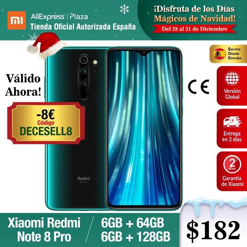 Xiaomi redmi note 8 pro 128gb, envío desde España