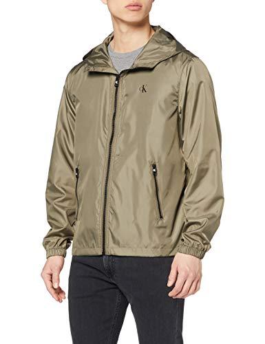 Calvin Klein Zip Through HD Jacket Chaqueta para Hombre talla S