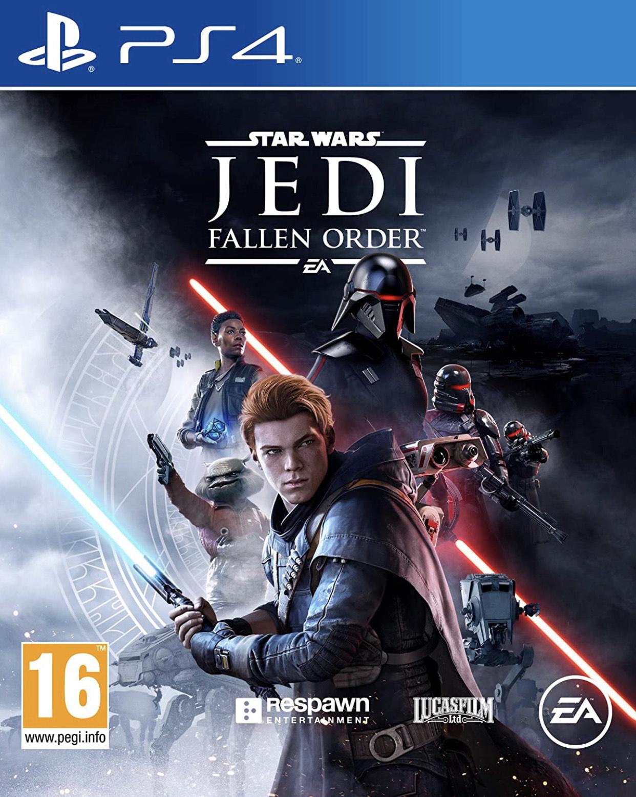 Star Wars Jedi Fallen Order - PS4 PS5