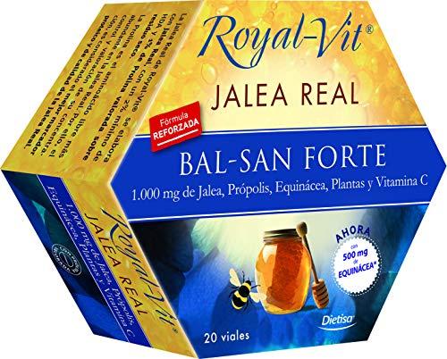 Jales real, Royal-vit