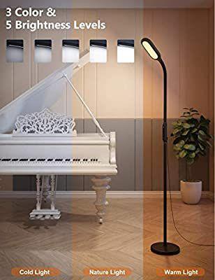 Lámpara de Pie TaoTronics LED Regulable