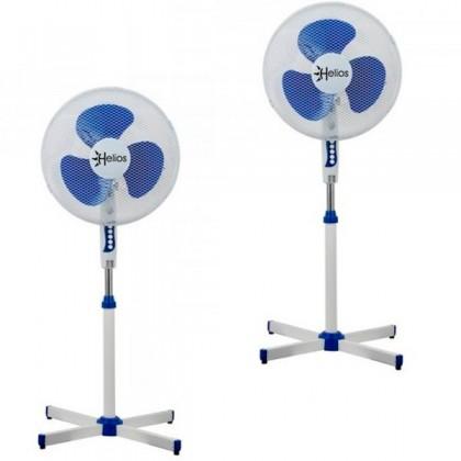 Pack 2 ventiladores de Pie Helios WS-0001 ultra silenciosos por 20 euros