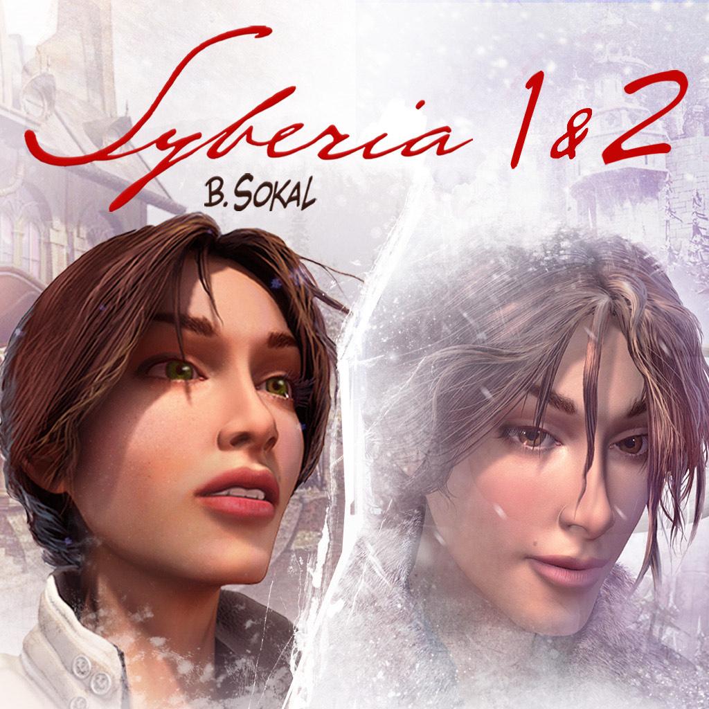 Pack Syberia 1 y 2 por solo 1,74€ (Nintendo Switch)