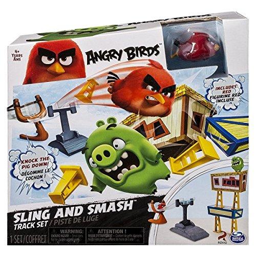 Buen precio en este juguete Angry Birds - Pista lanzadera solo 9,99€