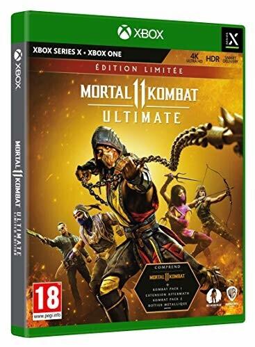 Mortal Kombat 11 Ultimate Limited Edition Xbox