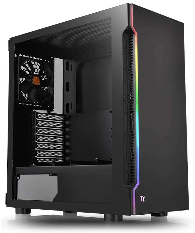 Thermaltake H200 TG RGB Cristal Templado USB 3.1