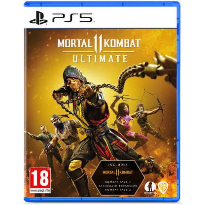 Mortal kombat 11 ultímate edition Ps5