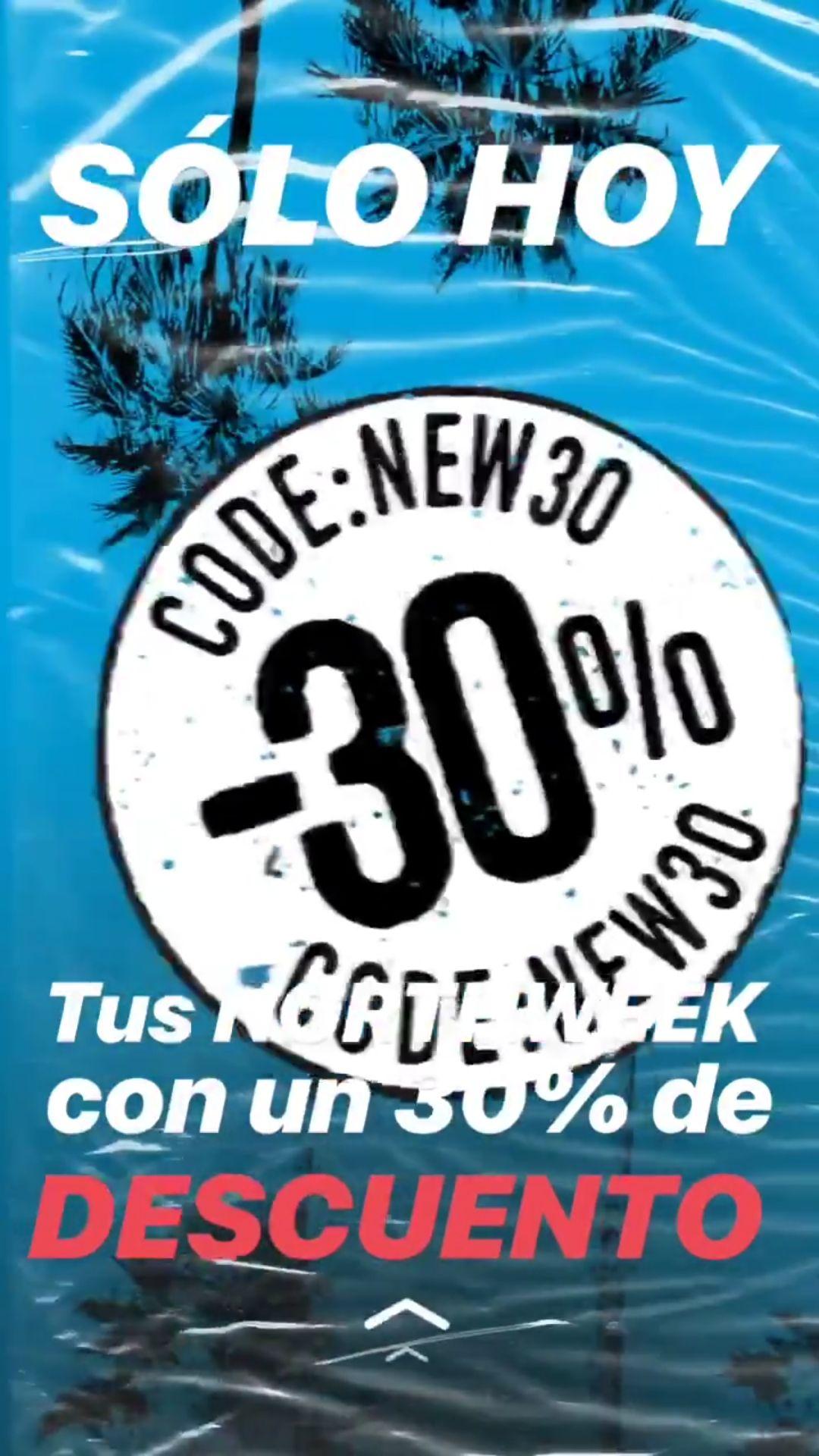 30% de descuento en gafas NORTHWEEK
