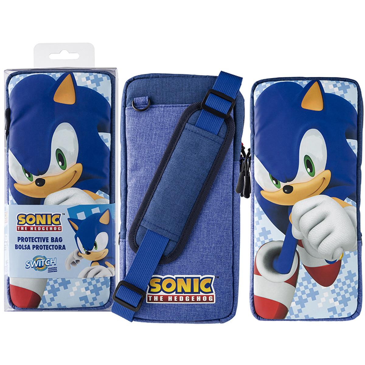 Bolsa para Nintendo Switch Sonic