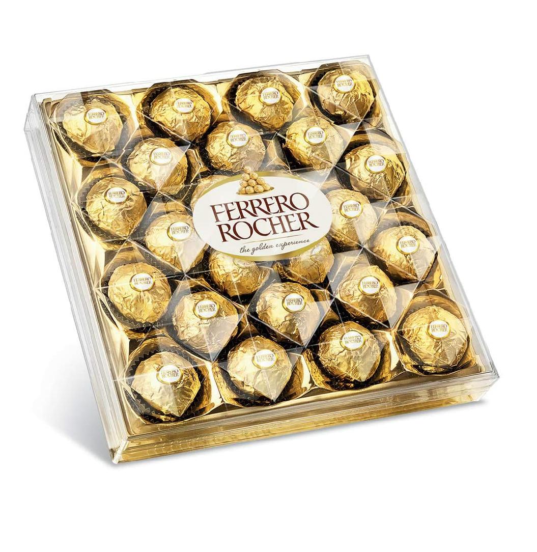 Ferrero Rocher - 24 Chocolates