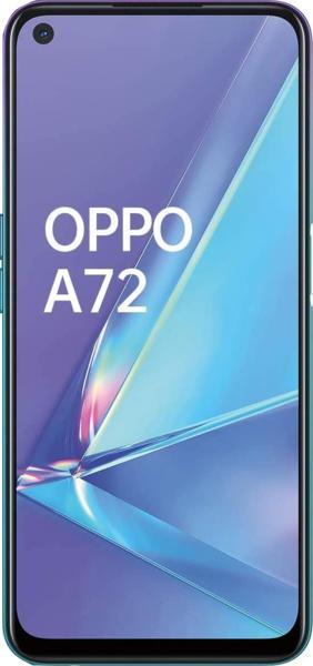 Oppo A72 con pack prepago Orange sin permanencia