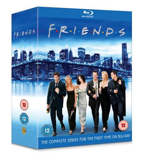Friends: Colección Completa Temporadas 1-10 [Blu-Ray]