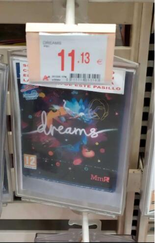 Dreams - PS4 (Físico, Alcampo Leganés y Bonaire) [Mínimo histórico]