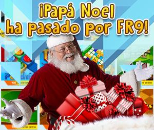 2500 Fichas Gratis en FR9 solo por Navidad