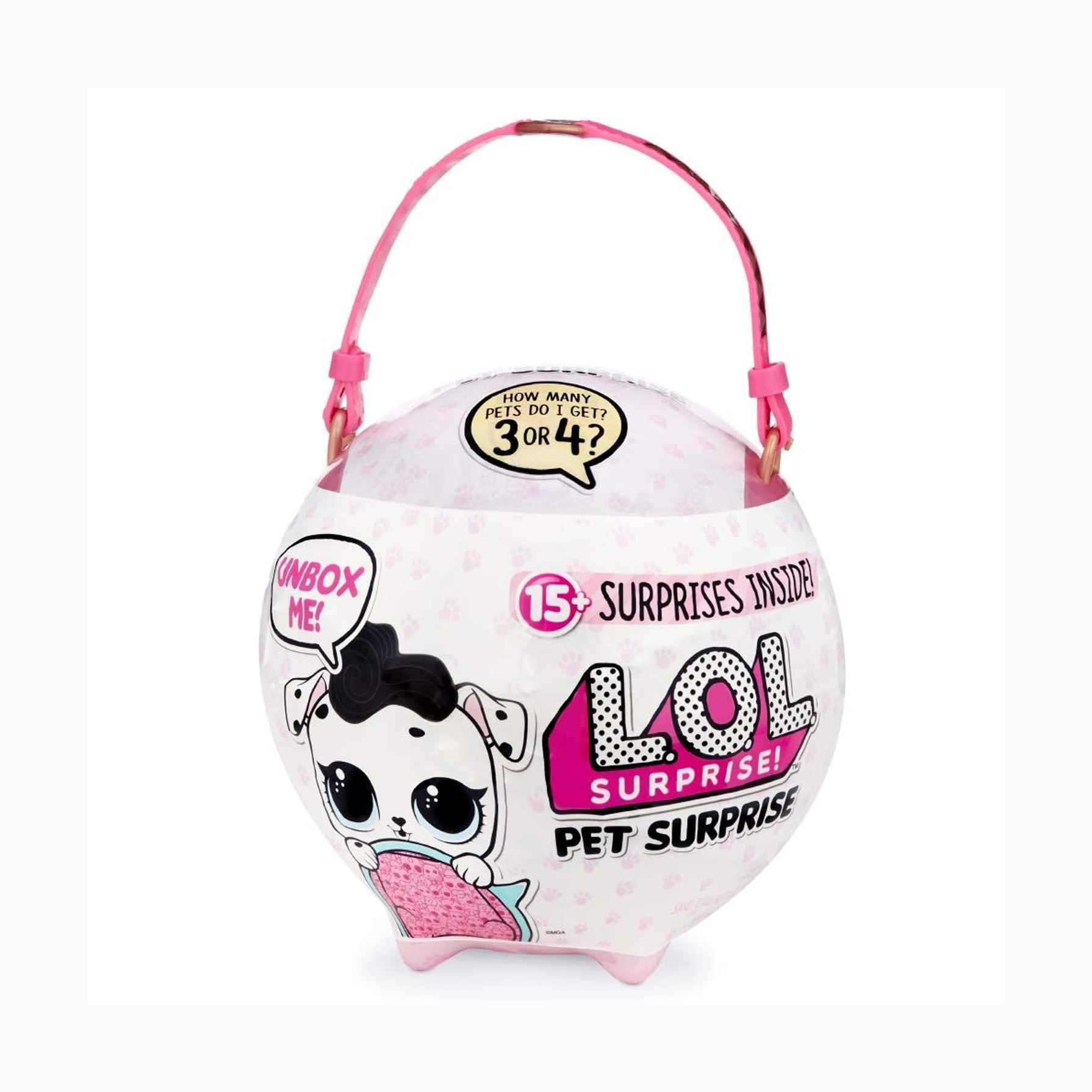 L.O.L Surprise Biggie Pets (toyplanet tienda física)