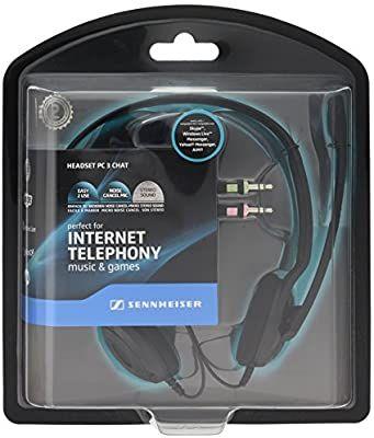 Sennheiser PC 3 Chat - Auriculares