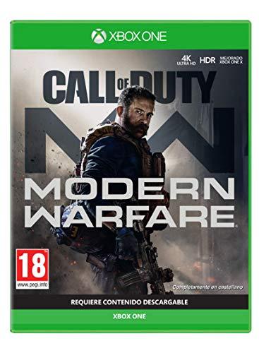 Call of Duty Modern Warfare para XBOX One. Precio mínimo histórico en Amazon