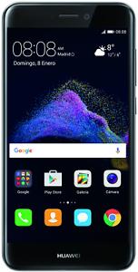 Huawei P8 Lite 2017 en color negro