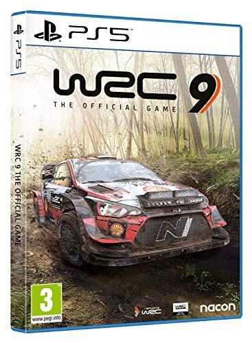 World rally championship 9: version española PS5