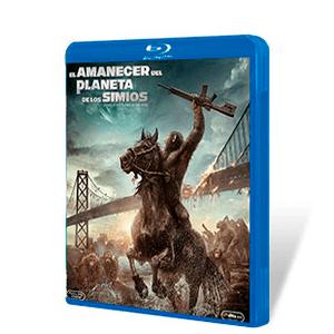 """""""El Amanecer del Planeta de los Simios"""" (Blu-Ray) por 2€"""