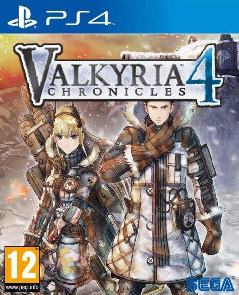Juego PS4 - Valkyria Chronicles 4 - 14,95€