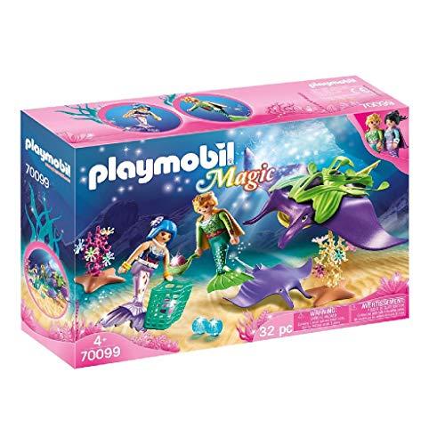 PLAYMOBIL Magic Buscador Perlas,
