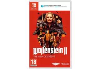 Nintendo Switch Wolfenstein II: The New Colossus, Solo 24,99€ Ahora!