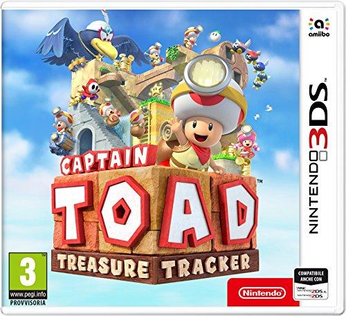 Captain Toad: Treasure Tracker 3DS (Importacion)