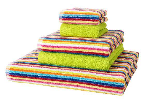 Renueva tus toallas