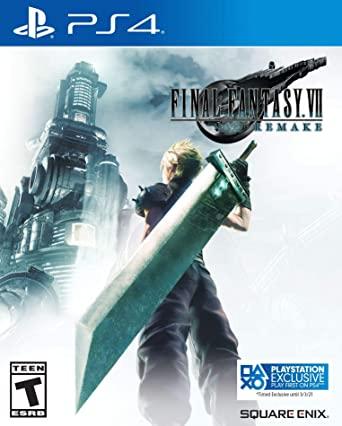 Final Fantasy VII Remake PS4 solo 28.9€. Al mismo precio en Mediamarkt (enlace en la descripción)