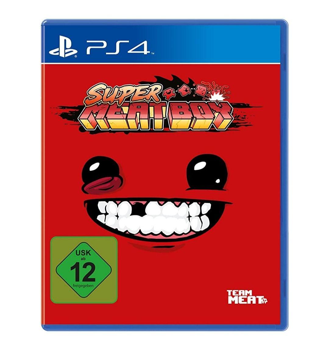 Super Meat Boy DE (PS4) (Físico)