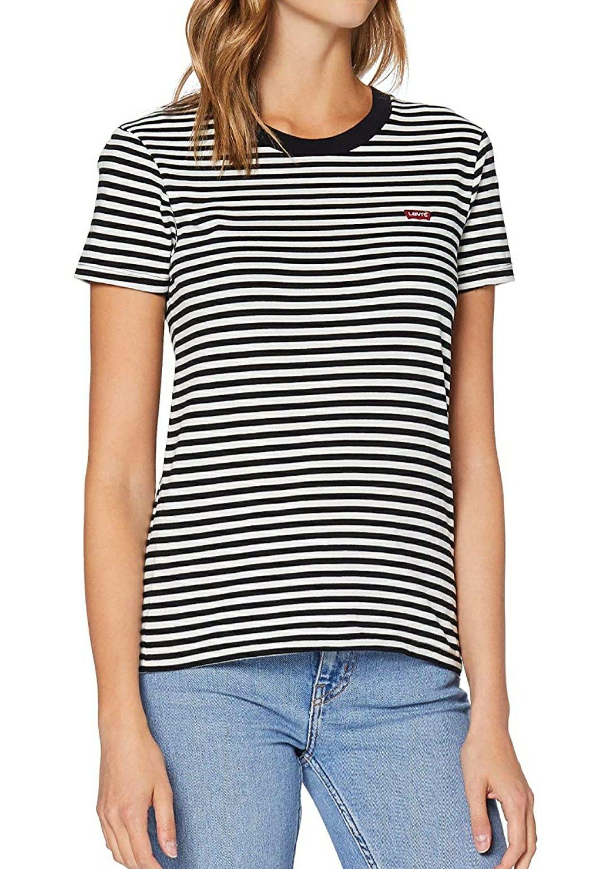 Camiseta Levis mujer 100% algodón.Todas las tallas