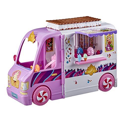 Disney Princess Comfy Food Truck Camión con 16 accesorios