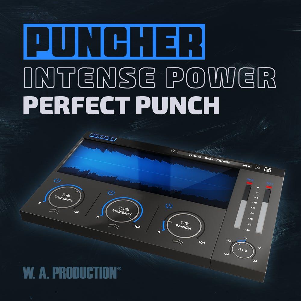 """¡GRATIS! """"Puncher: Lite Version"""" de W.A. Producción"""