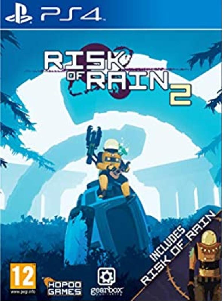 Risk of Rain 2 + original PS4
