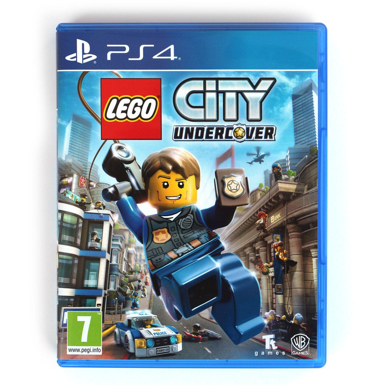Juego PS4 - Lego City: Undercover - 9,90€ (También Lego Película 2!)